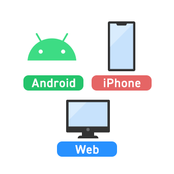 Android/iPhone/Web